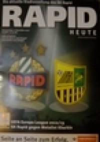 Футбольная программа Рапид - Металлист