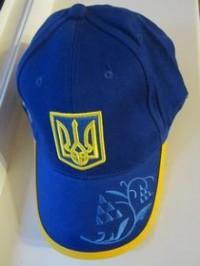 Бейсболка Украина