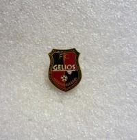 Значок ФК Гелиос