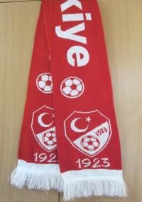 Шарф сборной Турции
