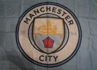 Флаг ФК Манчестер Сити