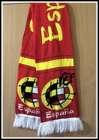 Шарф сборной Испании