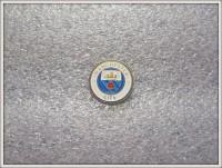 Значок ФК Манчестер Сити Англия