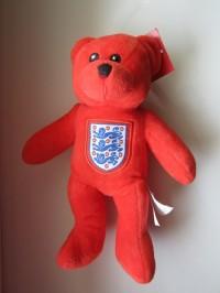 Мягкая игрушка - мишка сборная Англии