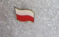 Значок флаг Польши