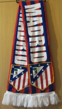 Шарф ФК Атлетико Мадрид