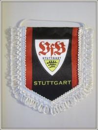 Вымпел  малый  ФК Штутгарт (Германия)