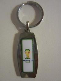 Брелок ЧМ Бразилия-2014