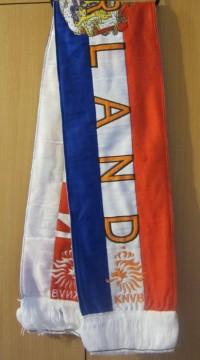 Шарф сборной Голландии по футболу
