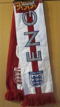 Шарф сборная Англии