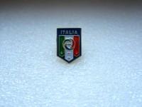 Значок федерация футбола Италия