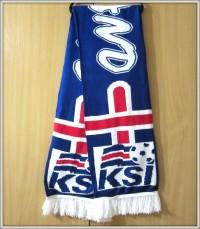 Шарф сборной Исландия