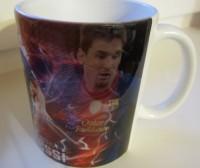 Чашка с фото Лионеля Месси