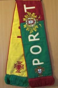 Шарф  сборная Португалии