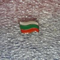 Значок флаг Болгарии