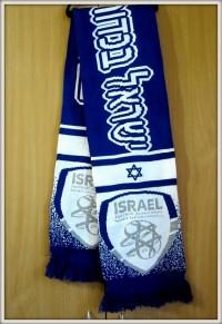 Шарф сборной Израиля