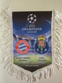 Вымпел матчевый Бавария – Порту