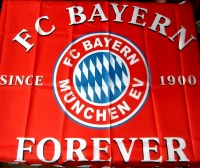 Флаг Бавария Мюнхен