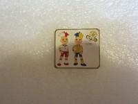 Значок талисманы Евро 2012 (Украина - Польша)
