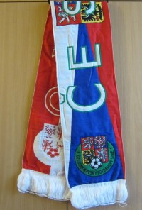 Шарф сборная Чехия