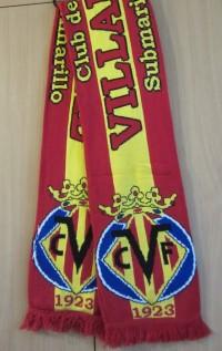Шарф ФК Вильяреал (Испания)