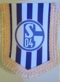 Вымпел ФК Шальке-04 Германия