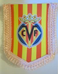 Вымпел ФК Вильяреал Испания