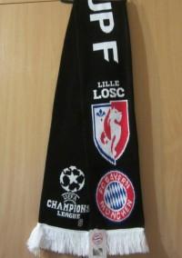 Шарф розыгрыша Лиги чемпионов 2012/2013