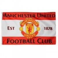 Флаг Манчестер Юнайтед