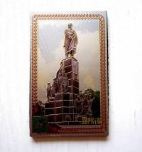 Магнит памятник Тарасу Шевченко