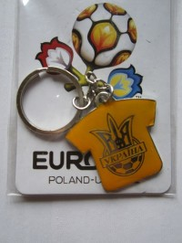 Брелок сборной Украины