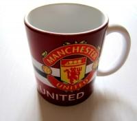 Чашка Манчестер Юнайтед