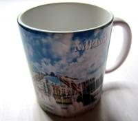 Чашка Харьков памятник влюблённым
