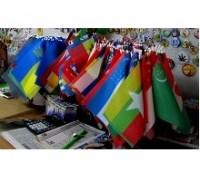 Флаги, вымпелы