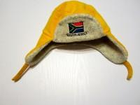 Шапка-ушанка ЮАР