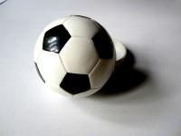 Сувенирный мячик 3D пазл